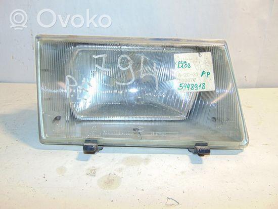 VAZ 2108 Lampa przednia 21083711010